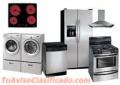 Servicio tecnico en cocina, horno, lavadora, secadora, aire acondicionado