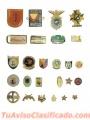 Placas para Inventario e Identificación Industrial, Escudos, Medallas, Pines