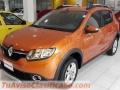 Renault Stepway 0km, entrega inmediata miramos todos los perfiles crediticios