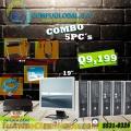 Para que aproveches tu SUPER COMBO CON 4GB EN CADA PC // unidades desde Q.1650
