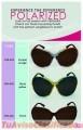 Relojes y lentes de la marca vergara
