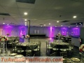 Salon rental for events (Luxury Event Center)