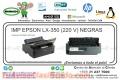 IMP EPSON LX-350 ( 220 V ) NEGRAS