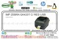 IMP ZEBRA GK420T C/ RED USB