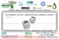 IMP ZEBRA GC420T USB/PARALELO/SERIAL 203DPI