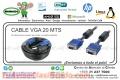 CABLE VGA 20 MTS