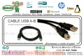 CABLE USB A-B