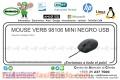 MOUSE VERB 98106 MINI NEGRO USB