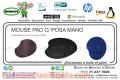 MOUSE PAD C/ POSA MANO