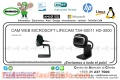 CAM WEB MICROSOFT LIFECAM T3H-00011 HD-3000