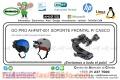 GO PRO AHFMT-001 SUPORTE FRONTAL P/ CAPACET