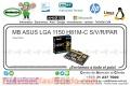 MB ASUS LGA 1150 H81M-C S/V/R/PAR
