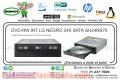 DVD-RW INT LG NEGRO 24X SATA GH24NS70