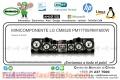 MINICOMPONENTE LG CM8520 PM17700/RM1600W