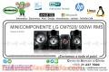 MINICOMPONENTE LG CM7520/ 930W/ RMS
