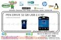 PEN DRIVE 32 GB USB 2.0 HP