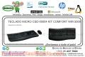 TECLADO MICRO CSD-00004 KIT COMFORT WIR 5000