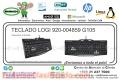 TECLADO LOGI 920-004859 G105