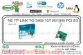 NE TP-LINK TG-3468 10/100/1000 PCI-EX