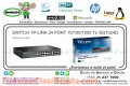 SWITCH TP-LINK 24 PORT 10/100/1000 TL-SG1024D