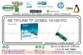 NE TP-LINK TF-3239DL 10/100 PCI