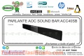 PARLANTE AOC SOUND BAR ACC40SB