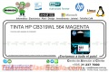 TINTA HP CB319WL 564 MAGENTA
