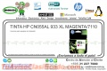 TINTA HP CN055AL 933 XL MAGENTA/7110