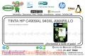 TINTA HP C4909AL 940XL AMARILLO
