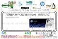 TONER HP CE285A (85A) (1102/1212)
