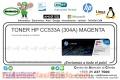 TONER HP CC533A (304A) MAGENTA