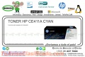 TONER HP CE411A CYAN
