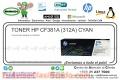 TONER HP CF381A (312A) CYAN