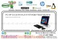 PC HP AIO CI3 23-R101LA 4170T/4GB/1TB/23''/BL/W10