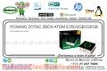 PC NANO ZOTAC ZBOX ATOM E350/2GB/320GB