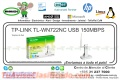 WIRE NE TP-LINK TL-WN722NC USB 150MBPS