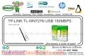 WIRE NE TP-LINK TL-WN727N USB 150MBPS