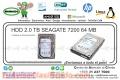 HDD 2.0 TB SEAGATE 7200 64 MB