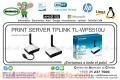 PRINT SERVER TPLINK TL-WPS510U