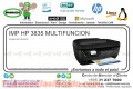 IMP HP 3835 MULTIFUNCION