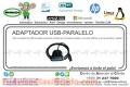 ADAPTADOR USB-PARALELO