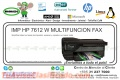 IMP HP 7612 W MULTIFUNCION FAX