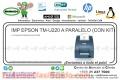 IMP EPSON TM-U220 A PARALELO (CON KIT)