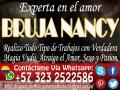 LECTURA DE TAROT Y BAÑO DE FLORECIMIENTO CON LA MAESTRA NANCY WHATSAPP +573232522586
