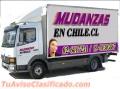 SERVICIO DE MUDANZAS A TODO CHILE LLAMENOS AL 226817234