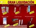 Exhibidores en Liquidación