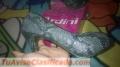 Zapatos de tacon alto, piel de serpiente