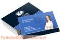 500 tarjetas de presentacion