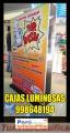 CAJAS LUMINOSAS PARA LA PUBLICIDAD 0.2