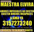 TRABAJOS GARANTIZADOS CON LA BRUJA ELVIRA +573157273240